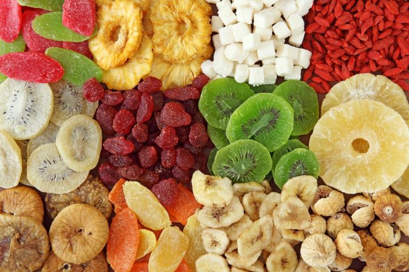 Cat de bune sunt fructele deshidratate pentru sanatate?
